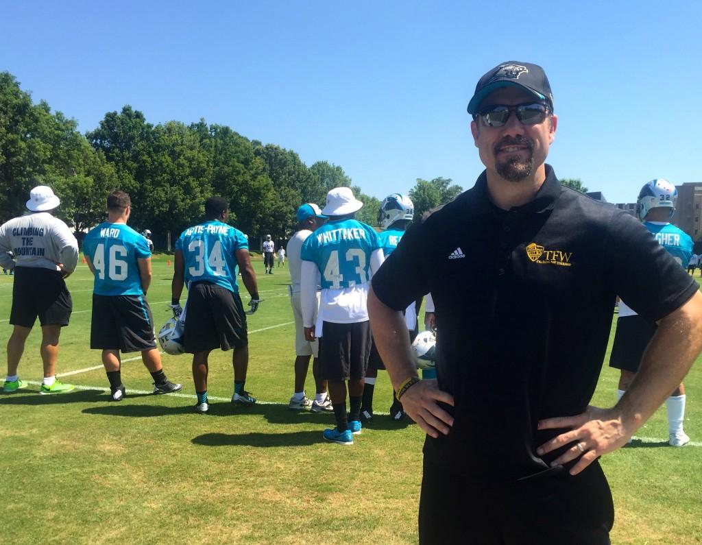 Martin Rooney Carolina Panthers