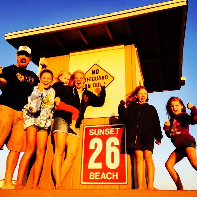 Martin Rooney Sunset Beach